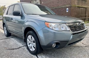 2009 sabaru forester with 129k on dash for Sale in Cleveland, OH