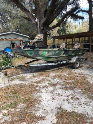 14ft Jon boat for Sale in Ocala, FL
