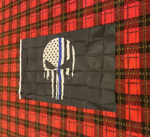 Brand new Police Lives Matter Punisher banner flag for Sale in Celina, OH