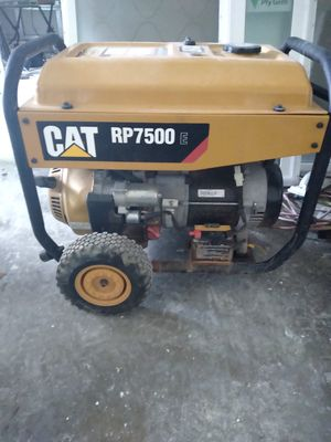 CAT RP7500E 7500 WATT GENERATOR for Sale in Pensacola, FL