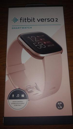 Fitbit versa 2 smartwatch for Sale in Tamarac, FL