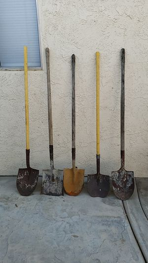 5 Shovels for Sale in Hemet, CA