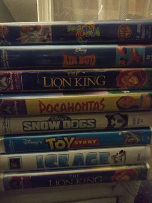 Vhs movies for Sale in Providence, RI