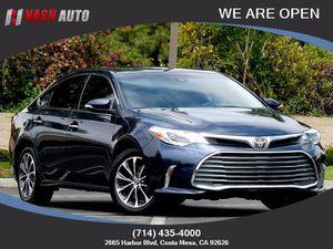 2018 Toyota Avalon for Sale in Costa Mesa, CA