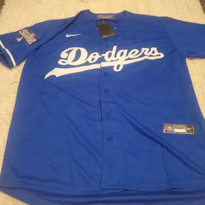 ⚾️BELLINGER⚾️ Championship JERSEY for Sale in Palmdale, CA