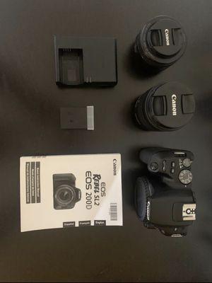 Canon EOS Rebel SL2 24.2MP DSLR for Sale in Los Angeles, CA