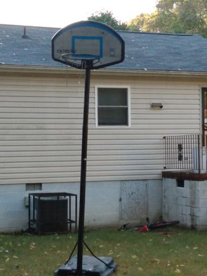 Basketball hoop don't want it don't even play with it for Sale in Petersburg, VA