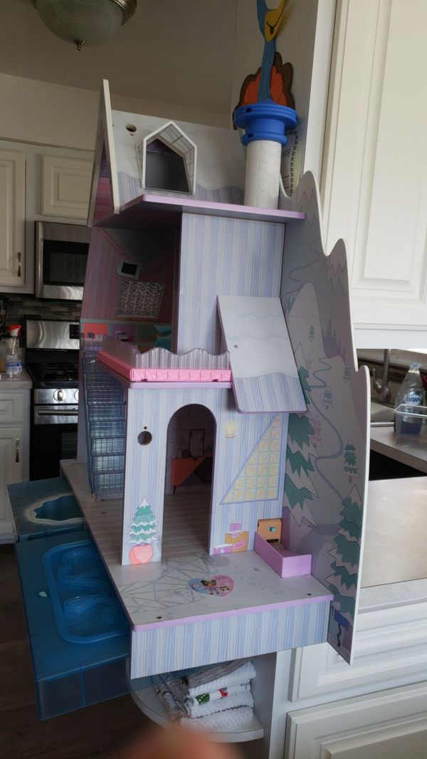 LOL DOLL HOUSE SKI LODGE
