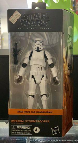 Star Wars Black Series The Mandalorian: Imperial Stormtrooper for Sale in Phoenix, AZ