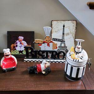 Paris Theme Kitchen Accessories for Sale in Murfreesboro, TN
