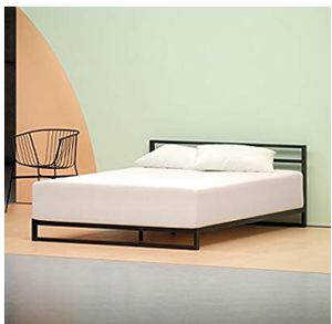 King size bed frame with mattress for Sale in Montgomery, AL