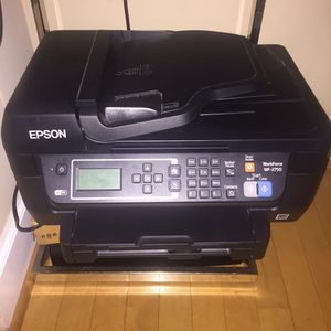 EPSON Printer In Good Condition for Sale in Arlington, VA