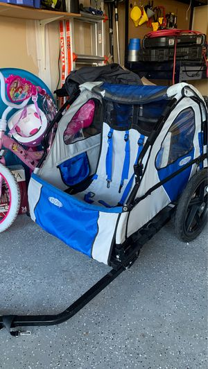 Instep bike trailer for Sale in Puyallup, WA