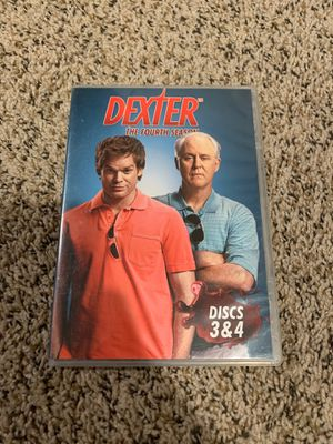 Dexter Season 4 for Sale in Glendale, AZ