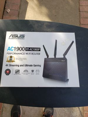 ASUS AC1900 High Speed Wi-Fi Router for Sale in Los Angeles, CA