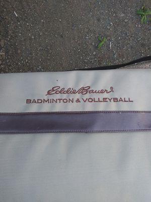 Eddie Bauer croquet n badmitton sets for Sale in El Cajon, CA