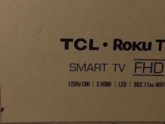 "Tv 43"" for Sale in Hialeah,  FL"