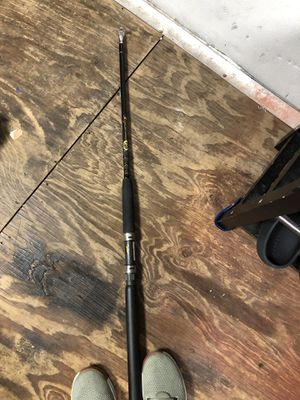 Ocean master kite rod for Sale in Palmetto Estates, FL