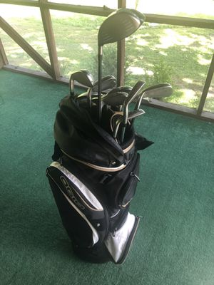 Golf Set - Most clubs Burner w/mix of name brands! for Sale in Riverwoods, IL