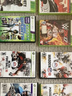 XBOX 360 Games for Sale in Roswell,  GA