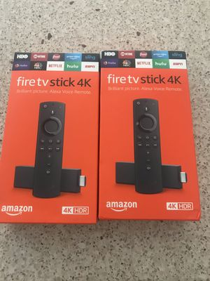 Amazon FireTV Stick 4K for Sale in Bowie, MD