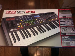 AKAI PROFESSIONAL MPK 249 for Sale in Morgantown, WV