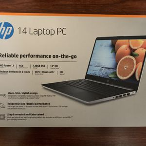 NEW SEALED HP LAPTOP for Sale in Stockton, CA
