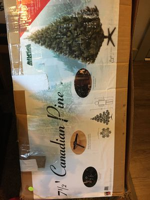 Canadian pine Christmas tree for Sale in Vancouver, WA