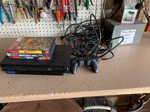 Playstation2 and games for Sale in West Covina, CA