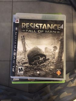 Resistance On PlayStation 3 for Sale in Pompano Beach, FL