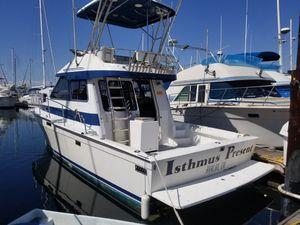 38' Mediterranean diesel sportfisher, trades welcome for Sale in San Pedro, CA