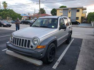 2005 Jeep Liberty for Sale in Miami, FL