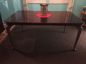 Dining Table and Chairs for Sale in Dunedin, FL