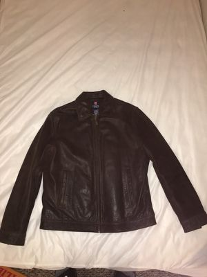 Leather jacket (medium) for Sale in Pittsburgh, PA