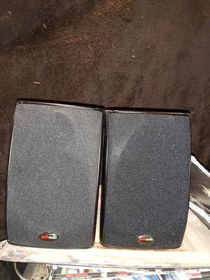 POLK AUDIO Mid Range SPEAKERS for Sale in Dallas, TX