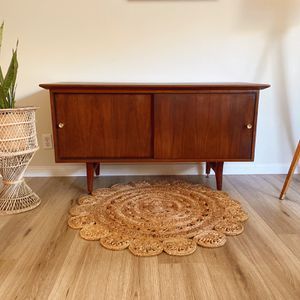Refinished Mid Century Credenza for Sale in Buena Park, CA