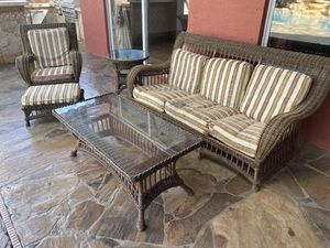 Outdoor Patio Sofa and Furniture for Sale in Miramar, FL