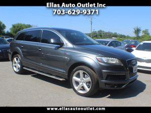 2013 Audi Q7 for Sale in Woodford, VA