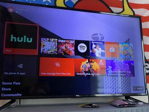 50 inch TCL Roku TV for Sale in Biddeford, ME