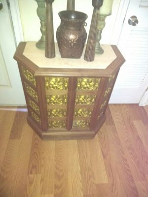 Antique cabinet with storage for Sale in Miami, FL