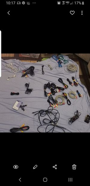 Lots of cables for Sale in Pittsburgh, PA