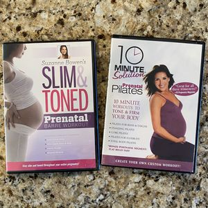 Prenatal workout dvd for Sale in Littleton, CO