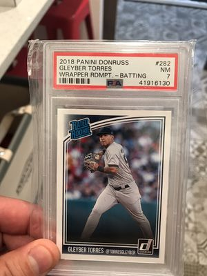 Graded Superstar baseball cards. $15 each. Will combine shipping for Sale in West Valley City, UT