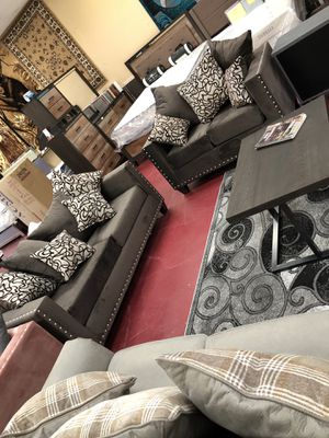 I Furniture so funny loves El Rio furniture finance available down payment $39 1456 belt line rd suite 121 Garland tx 75044 Open from 9:30-8:30 for Sale in Garland, TX