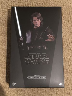 Hot Toys Anakin Skywalker 1/6 Scale Figure (Star Wars Episode III) for Sale in San Ramon, CA