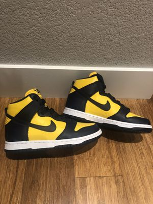 RARE Nike Sb Dunk High Michigan for Sale in Boulder, CO