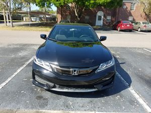 2017 Honda Accord coupe LX PRIVATE SELLER for Sale in St. Petersburg, FL