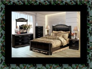 11pc Ashley bedroom set for Sale in Brentwood, MD