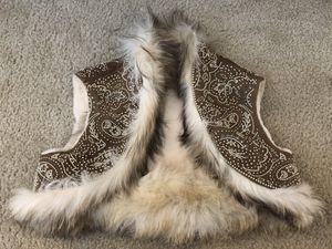 Vintage Fur Vest for Sale in Sterling, VA