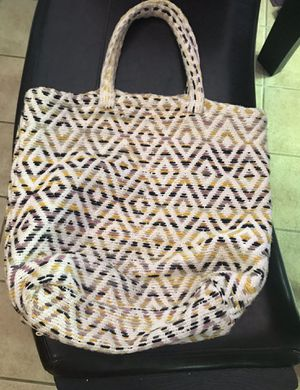 Woven Mossimo Tote Bag Purse for Sale in Memphis, TN